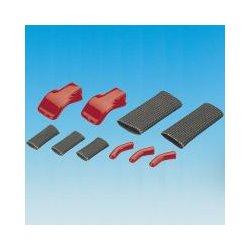 Ace Glass - 11074-25 - VINYL MED 3 PRONG SLEEVES (Pack of 1)