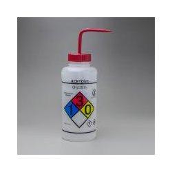 Vwr - 10111-962-packof3 - Vwr Washbottle;acetone;ghs Vented 1000ml (pack Of 3)