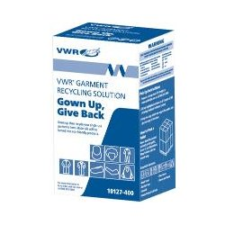 Vwr - 10127-400-packof12 - Vwr Box Recycling Collection Pk12 (pack Of 12)