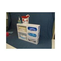Mitchell Plastics - Ppe1722wa - Ppe Organizer/multipurpose White (each)