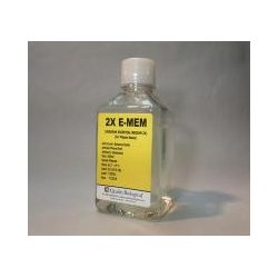Quality Biological - 115-073-101 - 2X E-MEM W/O PHENOL RED 500ML (Each)