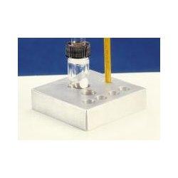 Chemglass - Mw-114-01 - Alum Inum Heat Transfer Block * (each)