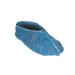 Kimberly-Clark - 36811 - Kimberly-Clark Professional* One Size Fits All Blue KleenGuard* A10 Polypropylene Disposable Light Duty Shoe Cover