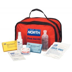 North Safety / Honeywell - 018504-4222 - SOFT SIDE F/A KIT LARGE/CPR (Each)