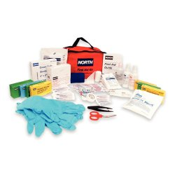 North Safety / Honeywell - 018505-4221 - FIRST AID KIT SS MEDIUM/CPR PR (Each)