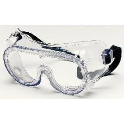 Mcr Safety - 2230r-each - Goggle Indir Vnt Chem Clfr Len (each)