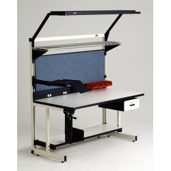 Production Basics - 1105 - ESD-Safe Stand-Alone Bench 30 x 60