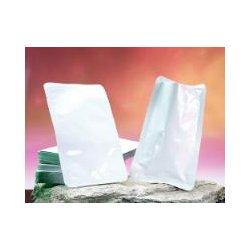 Ampac Flexibles - KSP-150-1MB - Retort Pouch, 4.50 mil, White Cast Polypropylene, Foil, Polyethylene Terephthalate (PET), Width 5