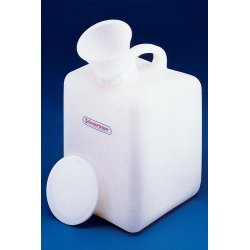 Bel-Art - 119190000 - Jug, Hdpe, Safety Waste, 5gallon