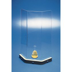Bel-Art - 249620000 - SHIELD, WEIGHTED SAFETY, 30""