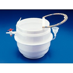 Bel-Art - 464200002 - Chamber, Pp, Acrylic, Inhalation Narcosis