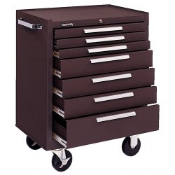 Kennedy - 277-BROWN - Industrial Roller Cabinets (Each)