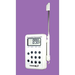 Vwr - 15551-000-each - Vwr Thermometer 10mem -50/300c (each)