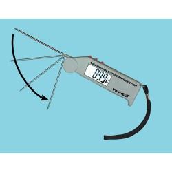 Vwr - 15551-002-each - Vwr Thermometer Flip-stick (each)