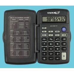 Vwr - 15551-122-each - Vwr Pocket Metric Calculator (each)