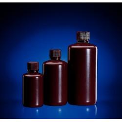 Wheaton - 209125 - BOTTLE HDPE AMBER NM 30ML CS72 (Case of 72)