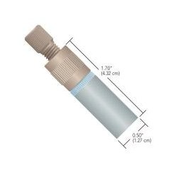 Upchurch Scientific - A-550 - Upchurch Scientific A-551 Replaceable solvent inlet filter assembly, 10 micro , 10 mL/min max. flow