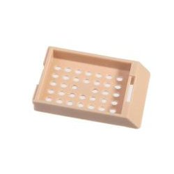 Bio Plas - 6035 - HISTO PLAS CAP. TAN 500/PK (Pack of 500)