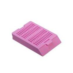 Bio Plas - 6057 - HISTO PLAS UNI-CAP LILAC PK500 (Pack of 500)