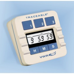 Vwr - 23609-200-each - Vwr Timer Tracable 3-channel (each)