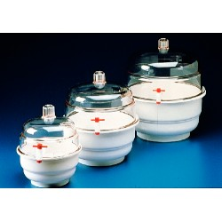 Bel-Art - 420270000 - DESICCATOR VAC CLR PP+PC 240MM (Each)