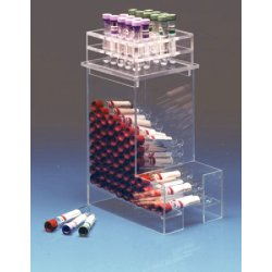 Mitchell Plastics - Bc-3100 - Blood Collection Tube Rk/lid (each)