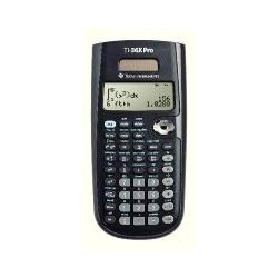 Texas Instruments - 36pro/tbl/1l1 - Calculator Scientific Ti-36x Pro Calculator Scientific Ti-36x Pro (each)