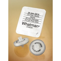 Whatman / GE Healthcare - 6901-2504 - GD/X 25 mm Sterile Syringe Filter, cellulose acetate filtration medium, 0.45 m (50 pcs)