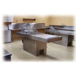 Mortech - 1036-41 - Station Autopsy Floor Mnt (each)