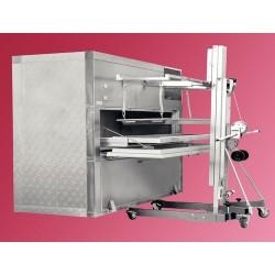 Mortech - 1036-r104 - Refrigerator Three Body (each)