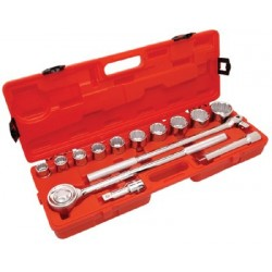 Cooper Tools / Crescent - 181-CTK14ME - 14 Piece Mechanics Tool Sets (Pack of 1)