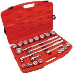 Cooper Tools / Crescent - 181-CTK21SAE - 21 Piece Mechanics Tool Sets (Pack of 1)