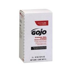 Gojo - 7290-04 - Cherry Gel Pumice Hand Cleaners (Case of 4)