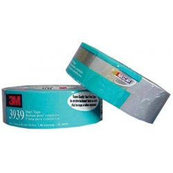 "3M - 051131-06975 - 3m Duct Tape 3939 Silver48mm X 55 M(2""x60yds), Rl"