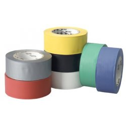 3M - 051131-06984 - 3M 3903 Vinyl Duct Tape, 50yds - 50 yd Length - Vinyl - Easy Tear, Easy Unwind