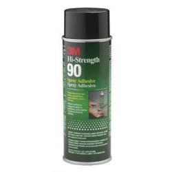 3M - 5011132123 - Hi-Strength 90 Spray Adhesive, 3M Industrial (Case of 12)