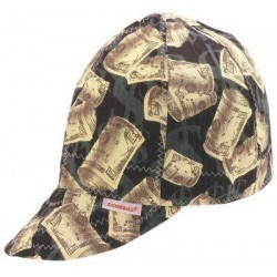 Comeaux Caps - 6141100216 - Deep Round Crown Caps (Each)