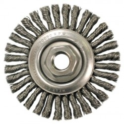 Anderson Brush - 066-12685 - Stringer Bead Knot Wire Wheels-STCM Series-Very Narrow Face (Case of 5)