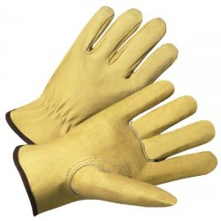 Anchor Brand - 101-4900XL - Anchor 7010xl Pigskin Drivers Glove, Pr