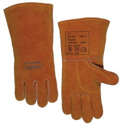 Anchor Brand - 101-700GC-L - Anchor 700gc Large Welding Glove, Pr