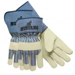 Memphis Glove - 127-1935M - Grain Leather Palm Gloves (Pack of 12)