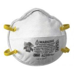3M - 142-8210PLUS - N95 Particulate Respirator, Ea