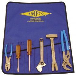 Ampco Safety Tools - 065-M-47 - TOOL KIT S48 P30 W71 CJ1ST S10 (Pack of 1)