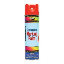 Aervoe - 205-256 - Construction Marking Paints (Case of 12)