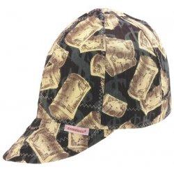Comeaux Caps - 6141100210 - Deep Round Crown Caps (Each)