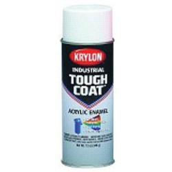 Krylon - A00340 - Solvent-Base Rust Preventative Spray Primer, Flat Gray Rust Control, 12 oz.