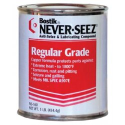 Never-Seez - 535-NSBT-8 - Regular Grade Compounds (Each (8oz))