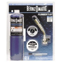 BernzOmatic - TS3000KC - Quickfire Triger Start Torch 14.1 Prop Bottle, Kit