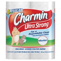 Procter & Gamble - 608-23992 - Charmin Ultra Strong Bathroom Tissue, Procter & Gamble (Case of 24)