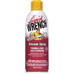 Radiator Specialty - 615-M9-14 - Liquid Wrench Silicone Spray (Case of 12)